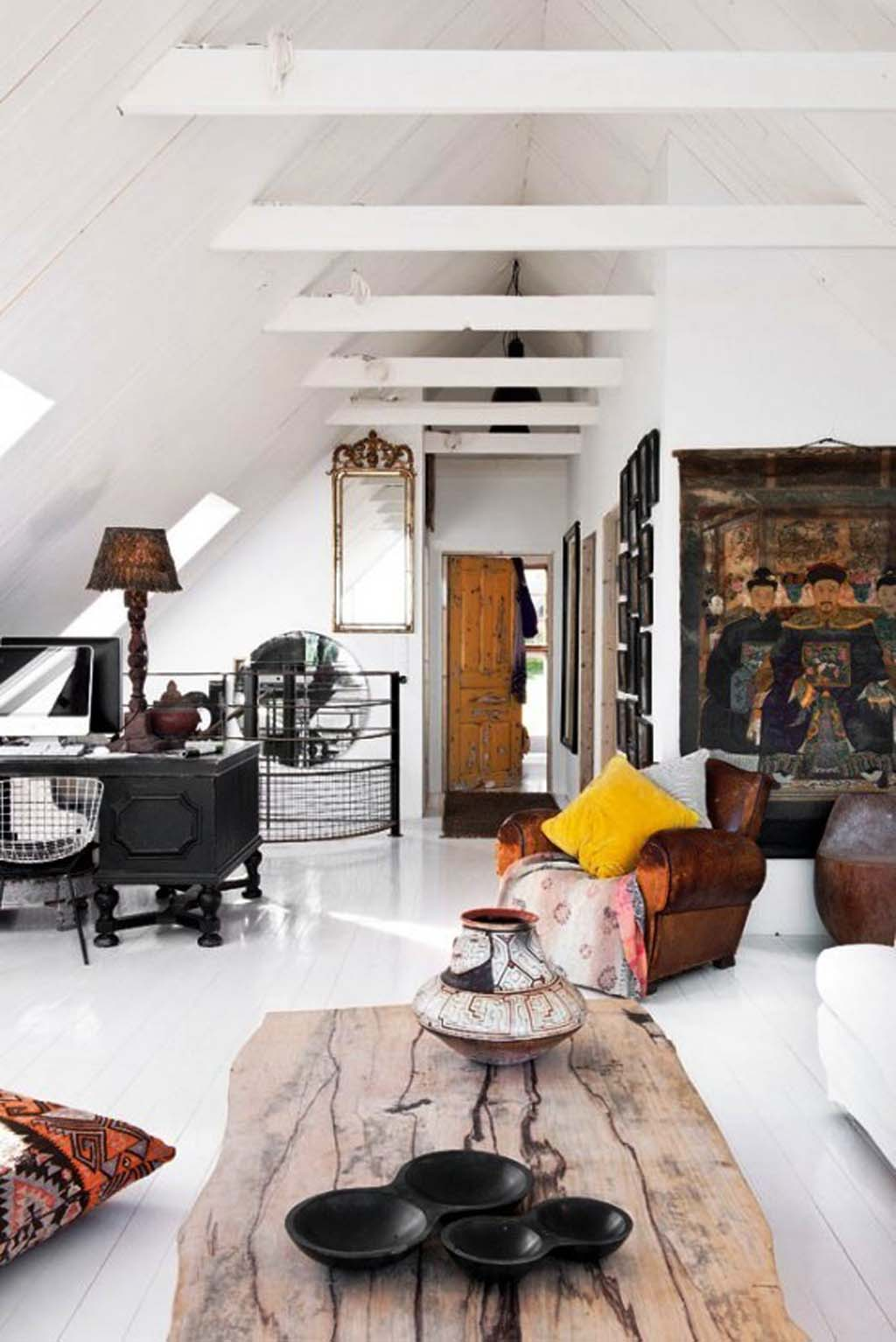 Vintage Home Interior Design
