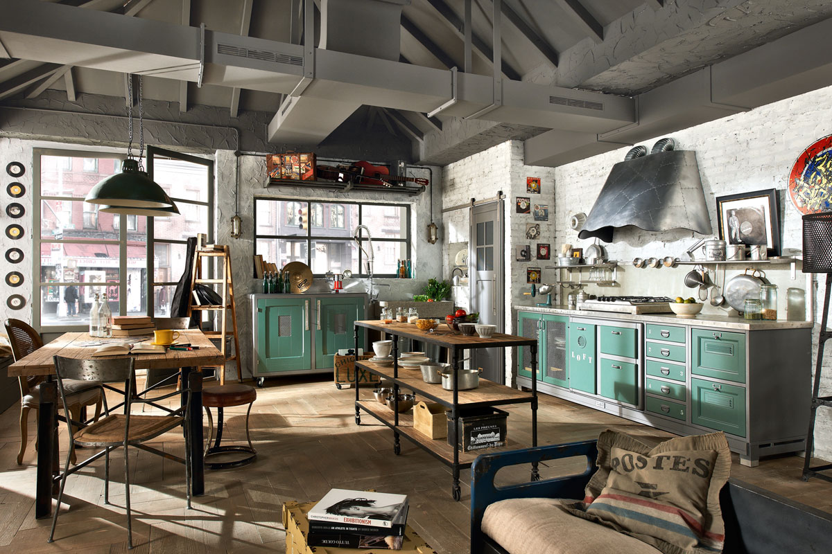 10 must-see Industrial Kitchens! capa