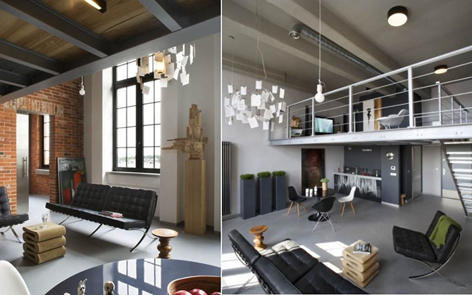 10 Ways to Transform your Interiors with Industrial Style Details1 10 Ways to Transform your Interiors with Industrial Style Details1