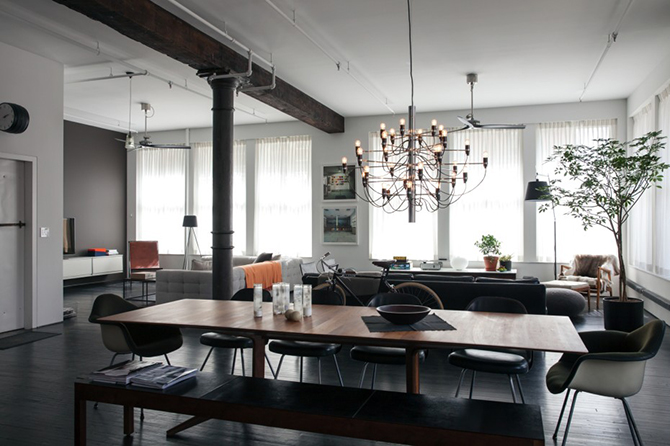 10 Ways to Transform your Interiors with Industrial Style Details9 10 Ways to Transform your Interiors with Industrial Style Details9