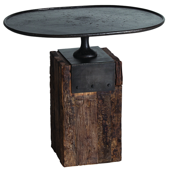 """""""center table""""  10_great_industrial_center_table_ideas_10 10 great industrial center table ideas 10"""