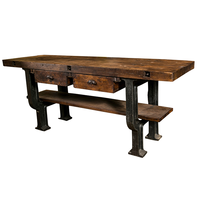 """""""center table""""  10_great_industrial_center_table_ideas_8 10 great industrial center table ideas 8"""