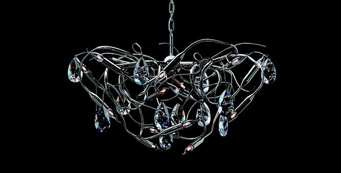 """""""chandelier""""  One of the Best Chandelier Brands in Light and Building 2014_12 One of the Best Chandelier Brands in Light and Building 2014 12"""
