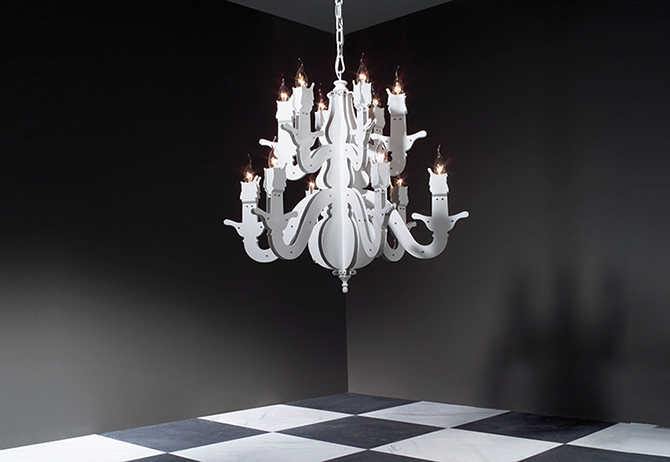 """chandelier""  One of the Best Chandelier Brands in Light and Building 2014_2 One of the Best Chandelier Brands in Light and Building 2014 2"