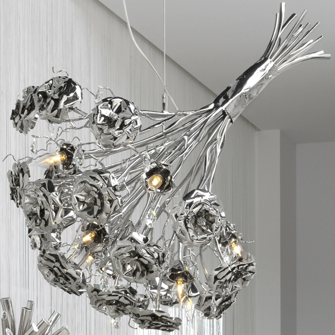 """""""chandelier""""  One of the Best Chandelier Brands in Light and Building 2014_6 One of the Best Chandelier Brands in Light and Building 2014 6"""