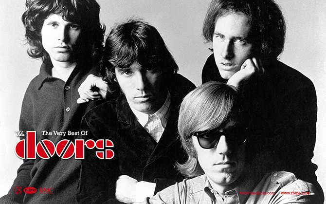 """the doors""  best 5 vintage sixties music_2 best 5 vintage sixties music 2"
