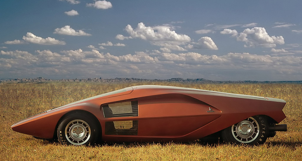 """""""concept cars"""" Must see Must see 13 retro futuristic concept cars must see 13 retro futuristic concept cars capa"""