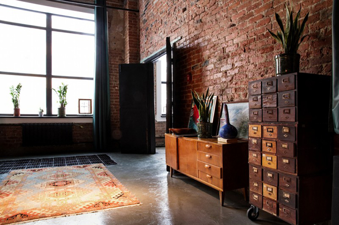 """""""industrial interiors""""  Good Ideas to apply industrial style in you interiors_3 Good Ideas to apply industrial style in you interiors 3"""
