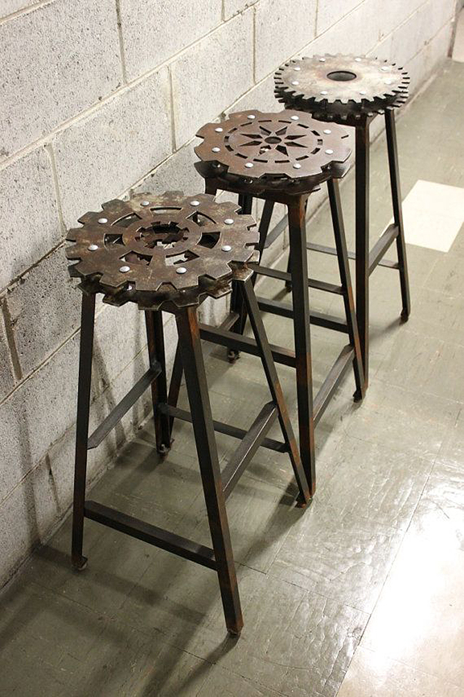 """""""industrial interiors""""  Good Ideas to apply industrial style in you interiors_9 Good Ideas to apply industrial style in you interiors 9"""