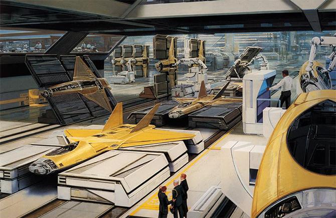 """""""retro futusistic artwork""""  amazing retro futuristic art_11 amazing retro futuristic art 11"""