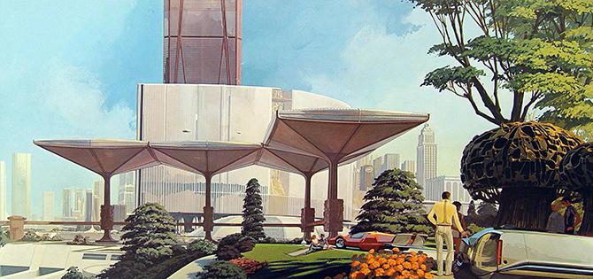 """""""retro futusistic artwork""""  amazing retro futuristic art_14 amazing retro futuristic art 14"""