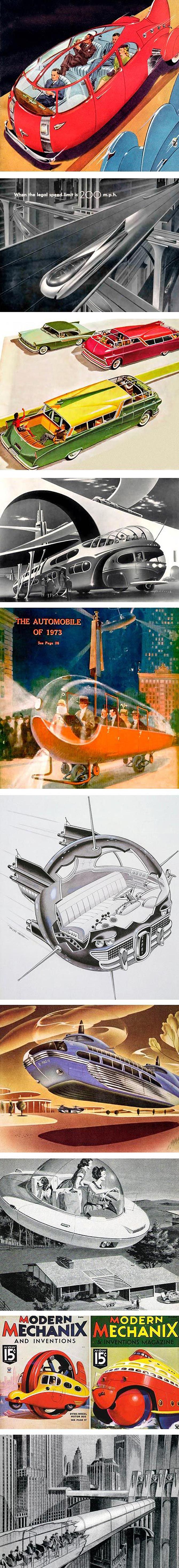 """""""retro futusistic artwork""""  amazing retro futuristic art_3 amazing retro futuristic art 3"""
