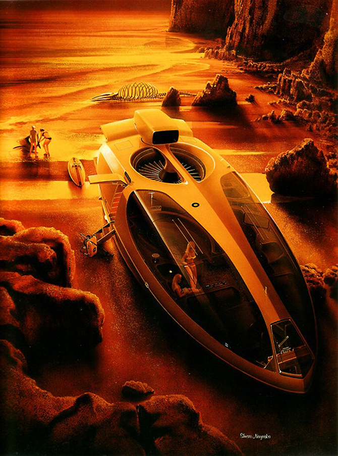 """retro futusistic artwork""  amazing retro futuristic art_9 amazing retro futuristic art 9"