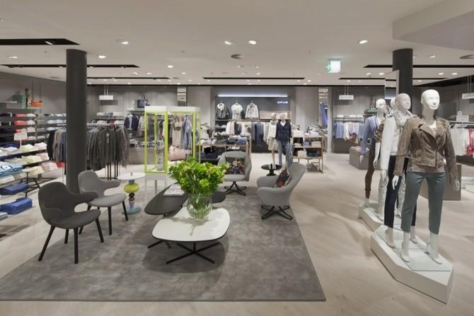 Retail Design  12 121
