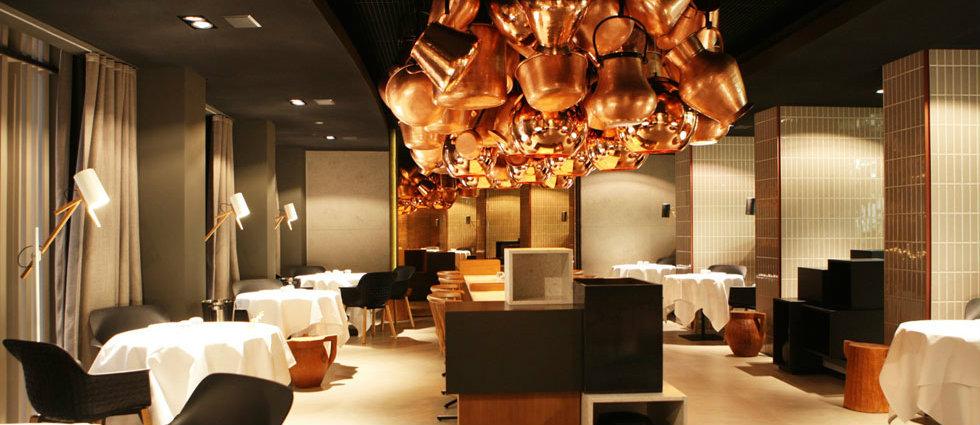 Design Restaurants  BEST DESIGN RESTAURANTS LAUNCHES 2014: ARCHITECTURAL DIGEST Design Restaurants Featured Image