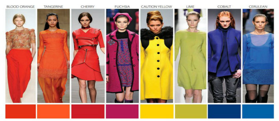 2015 Fashion Color Trends Meet Interior Color Trends Vintage Industrial Style