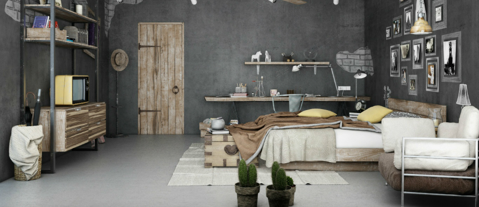 Amazing Contemporary Gray Rooms You Don't Want to Miss Gray brown bedroom decor