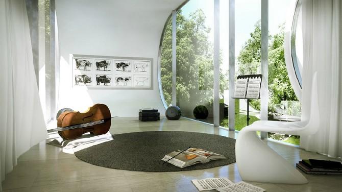 music bedrooms