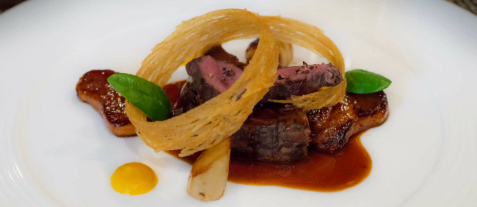 Top 5 restaurants in edinburgh  5 Amazing Michelin-starred restaurants in Edinburgh featured image