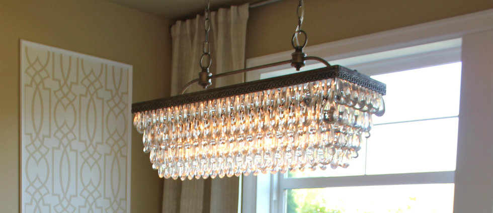 How to use a rectangular chandelier  How to use a rectangular chandelier How to use a rectangular chandelier featured