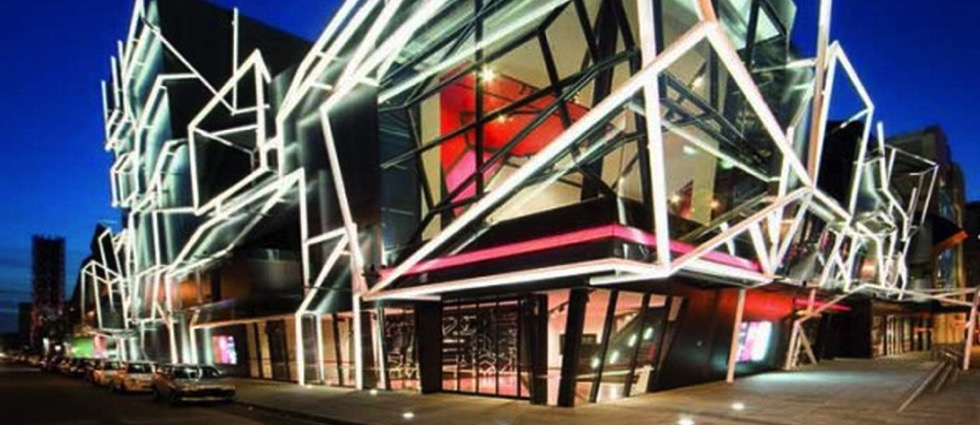 Top 5 Architectural Lighting for Bars architecture design with light concept the melbourne s theatrical masterpiece architecture by arm 1