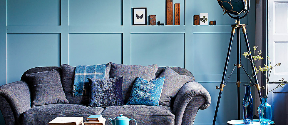 How to decorate your living room with tripod lamps funky tripod floor lamp also small grey sofa with cushions and modern wooden coffee table design