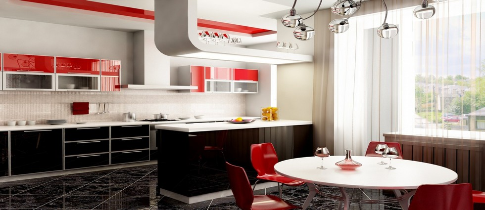 Retro Diner Style in Your Kitchen  Retro Diner Style in your Kitchen Retro Diner Style in Your Kitchen Feature