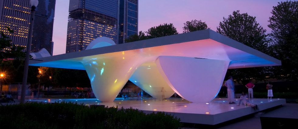 Top 5 architectural lighting projects