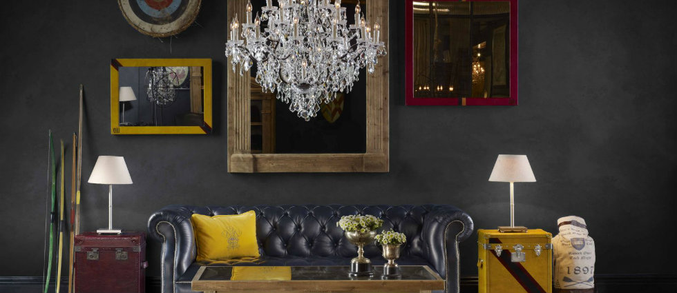 Top 5 examples of Eclectic Vintage Rooms Design Top 5 examples ecletic vintage room designs featured