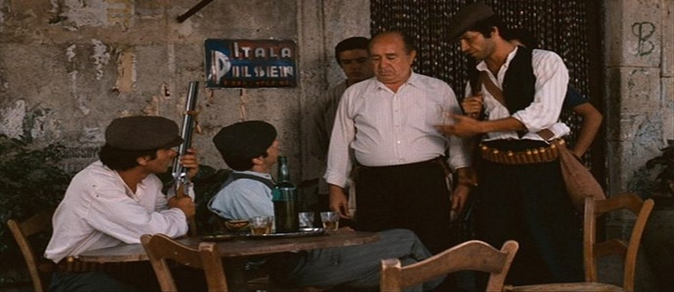 Vintage Movie – The Godfather Bar Vintage Movie The Godfather Feature