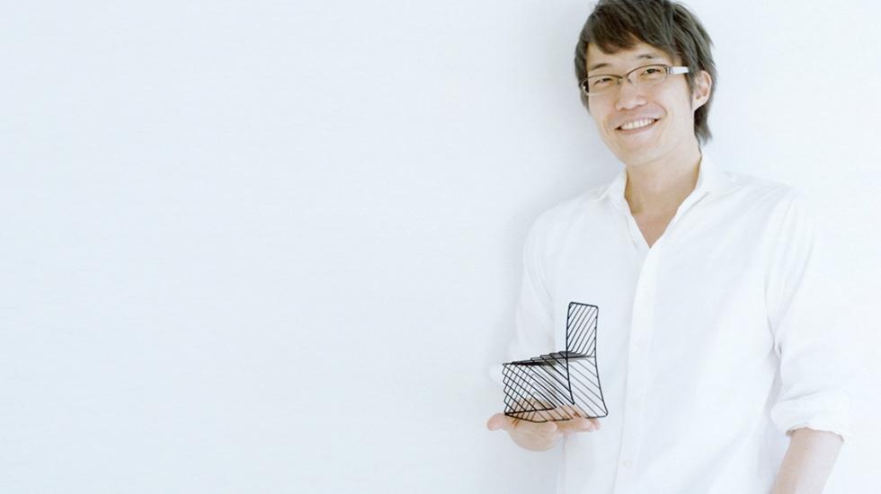 """Oki Sato """"Nendo"""" – M&O PARIS designer of the year, January 2015"""