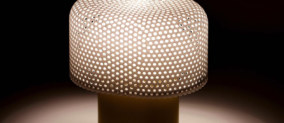 Maggiolina: A Lamp by Alessandro Zambelli for .exnovo Maggiolina A Lamp by Alessandro Zambelli for