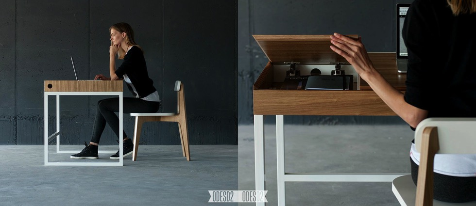 O1 Desk by ODESD2 O1 Desk
