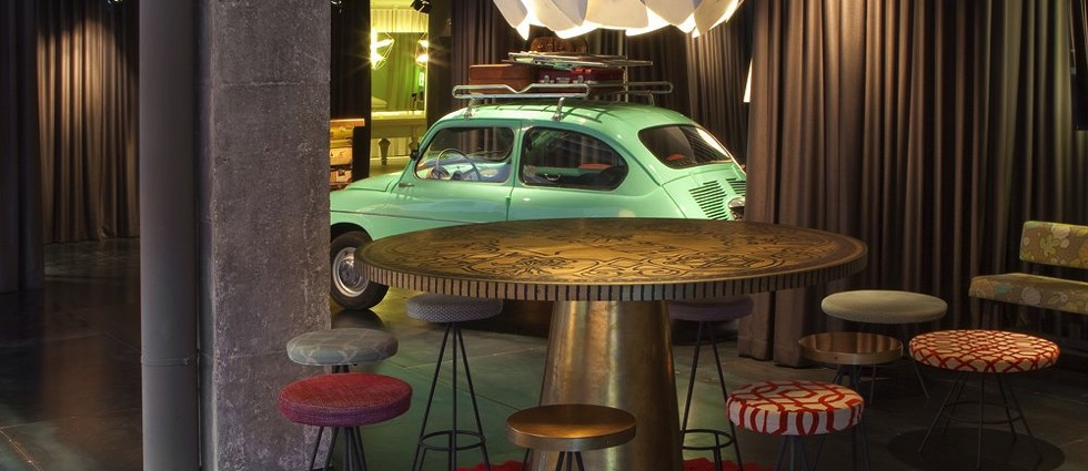 Hotel Chic and Basic Ramblas by Lagranja Design Hotel Chic and Basic Ramblas by Lagranja Design