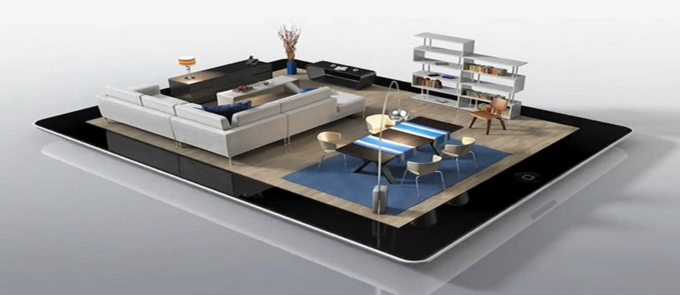 Bring your house interiors to life with Homespot App