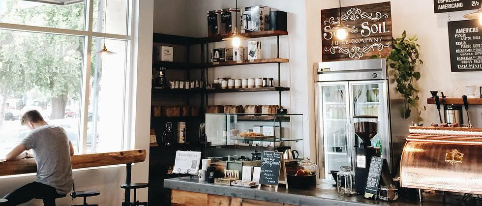 Coffee Shops: Amazing Vintage Ambiances Coffee Shops Coffee Shops: Amazing Vintage Ambiances coffee shops industrial