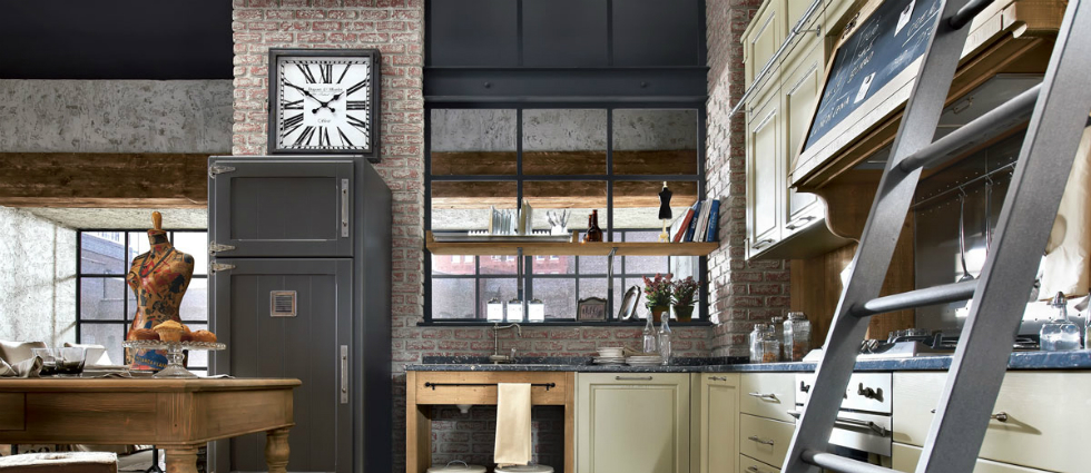 featured vintage kitchen 10 Ideas for a stylish Vintage kitchen featured