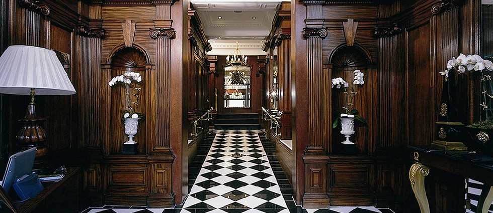 Where to stay Where to stay in London? 41 Lobby 001 S 1024x5761