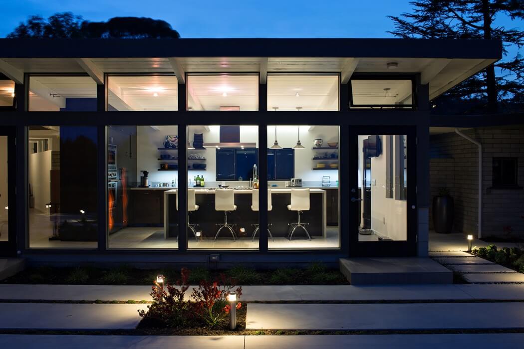Mid century modern Mid century modern Residence by Klopf Architecture 024 mid century modern house klopf architecture 1050x700