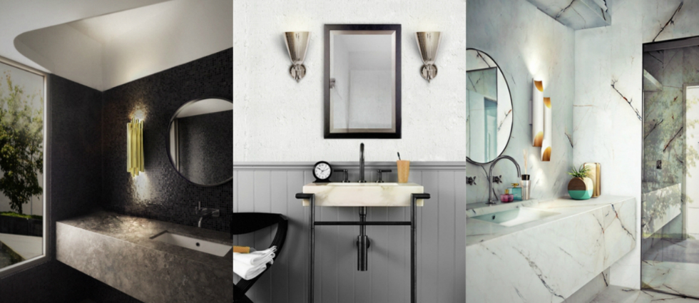 small bathroom designs Industrial Style: Small Bathroom Designs FEAT Industrial Style Small Bathroom Designs