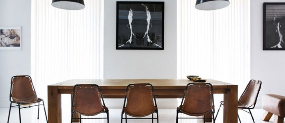 dining room design 10 industrial dining room design FEATURED