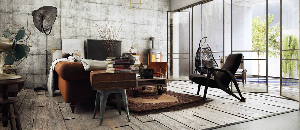 featured industrial style floor lamps 10 Floor Lamps to use in your industrial style home designs featured industrial style