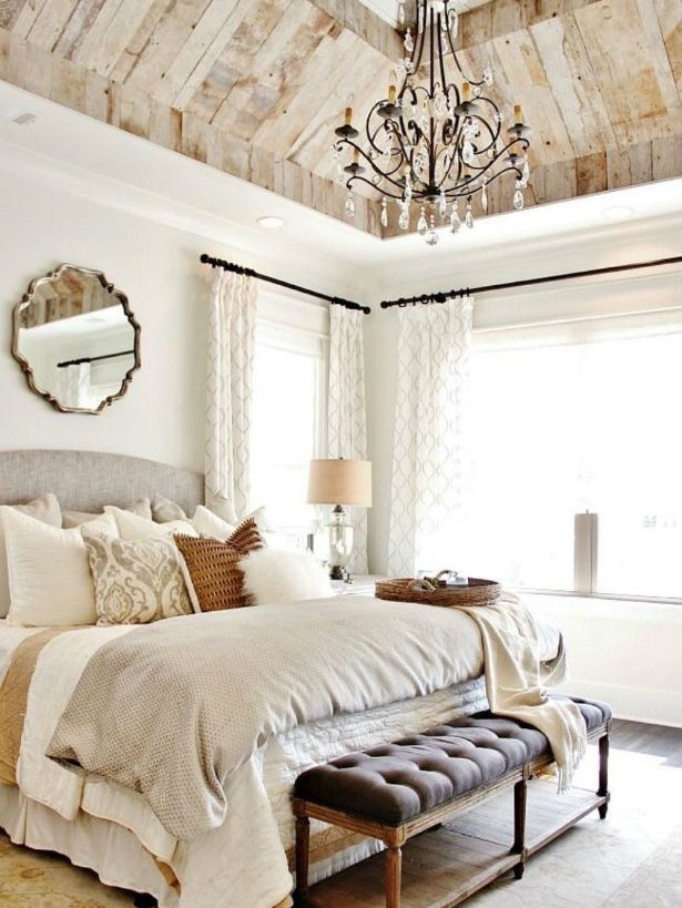French Country Inspiration | Bedroom french country French Country Inspiration Décor French Country Inspiration D  cor 11 e1467130033515