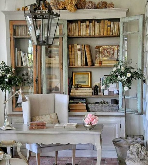 French Country Inspiration | Office french country French Country Inspiration Décor French Country Inspiration D  cor 4 e1467131019758