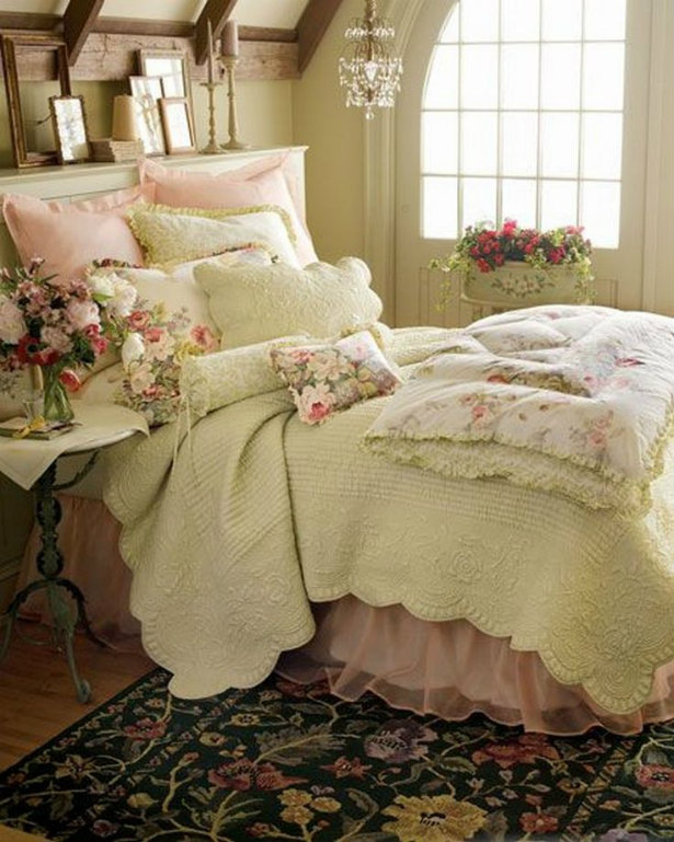 French Country Inspiration | Bedroom french country French Country Inspiration Décor French Country Inspiration D  cor 8