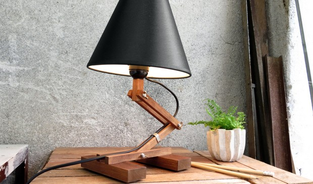 Elect the industrial lamp of your dreams