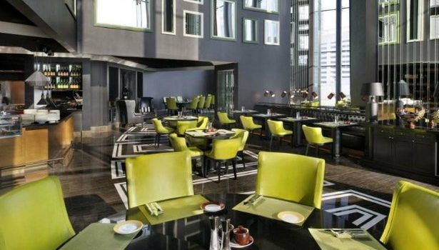 Modern Hotels with a taste of the past | JW Marriott Marquis in Dubai