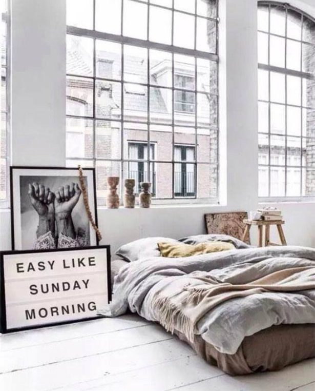 Bringing New York Loft Style into the Bedroom loft style Bringing New York loft style into the bedroom Bringing New York Loft Style into the Bedroom e1467383916971