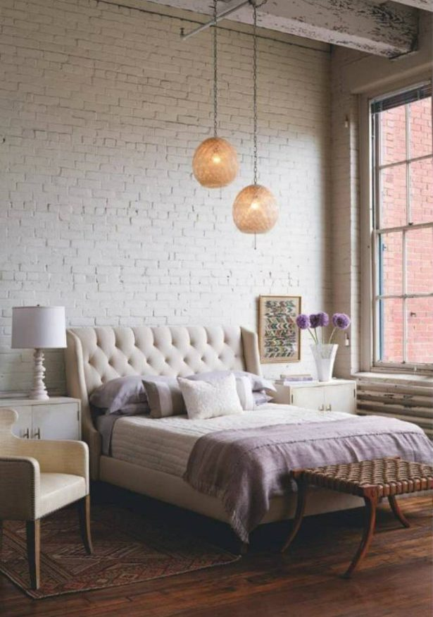 Bringing New York Loft Style into the Bedroom loft style Bringing New York loft style into the bedroom Bringing New York Loft Style into the Bedroom 4 e1467384721245