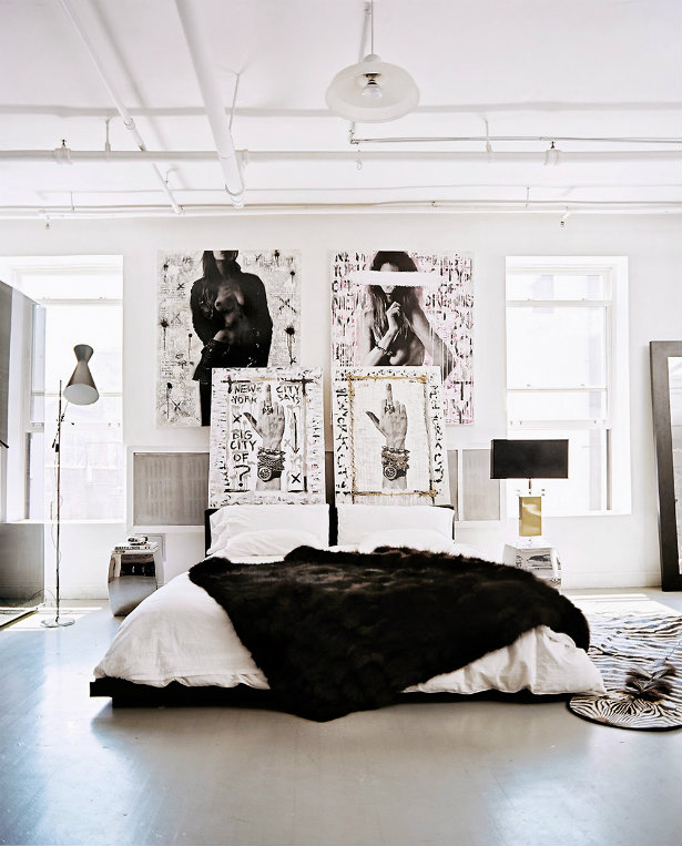 Bringing New York Loft Style into the Bedroom loft style Bringing New York loft style into the bedroom Bringing New York Loft Style into the Bedroom 7